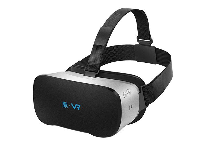 PPTV自制聚VR一体机虚拟现实设备-苏宁众筹手把手教你出品直升机图片