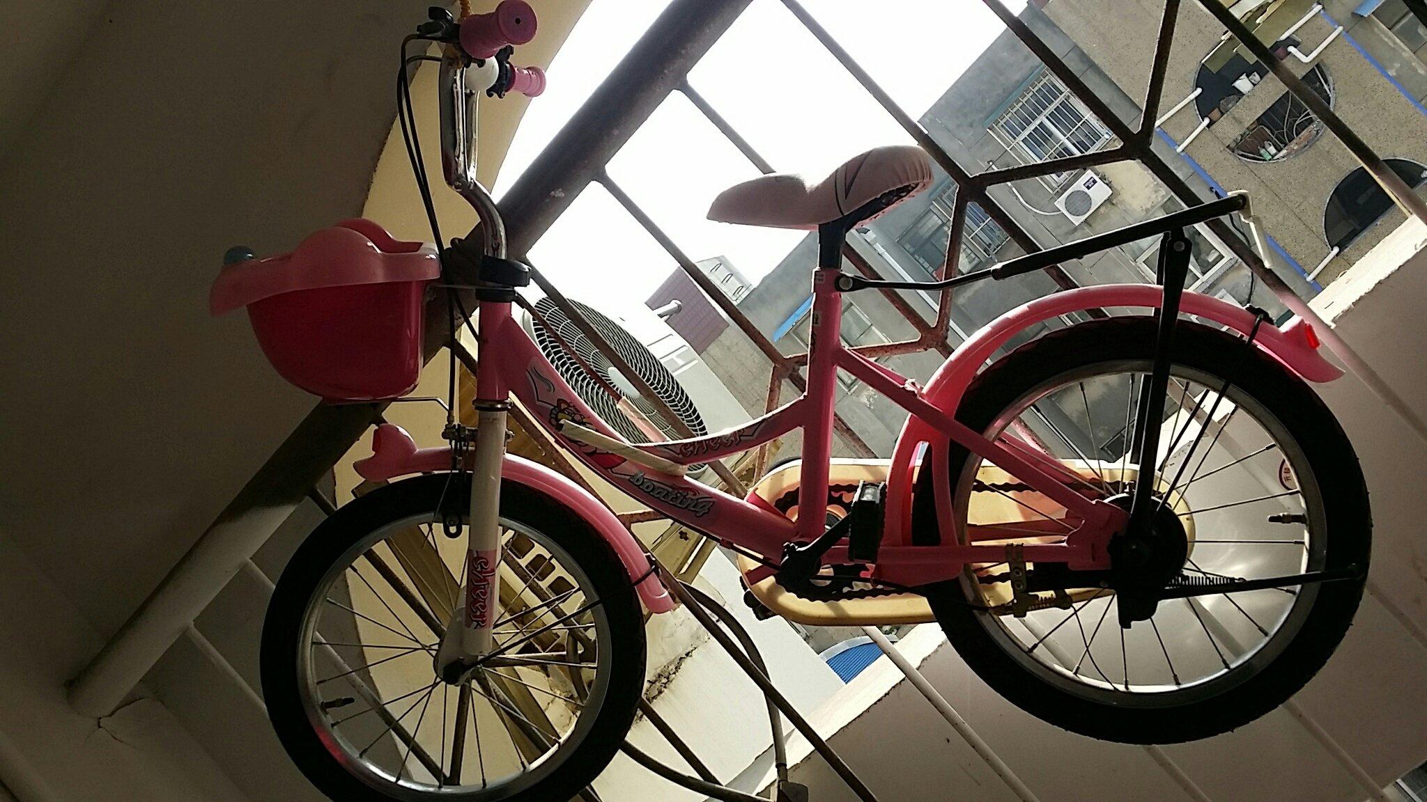 小孩24寸自行车