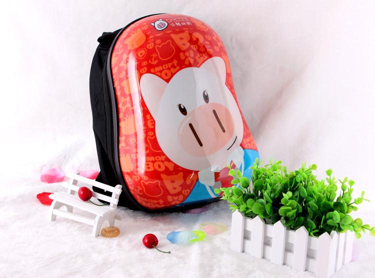 幼儿园书包小学生女1-3-6周岁蛋壳迪斯尼零食包 13寸 疯狂动物城