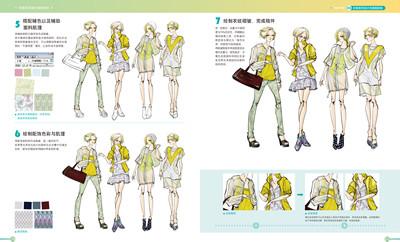 chapter02时装系列设计创作流程  确定主题  灵感与调研6  时装潮流