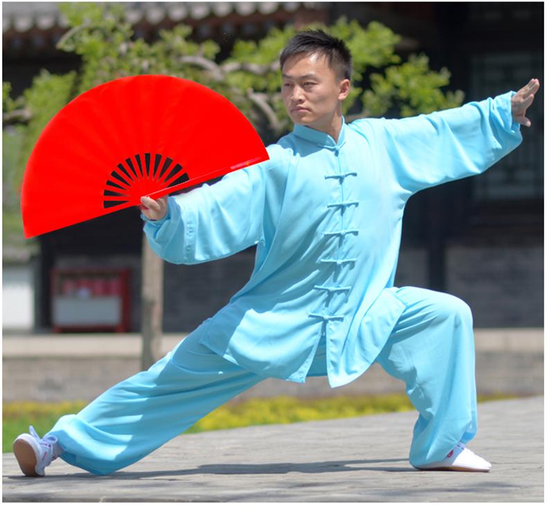 扇子v扇子太极台球响扇塑料骨扇山人红色扇木兰舞蹈张娇娇图片