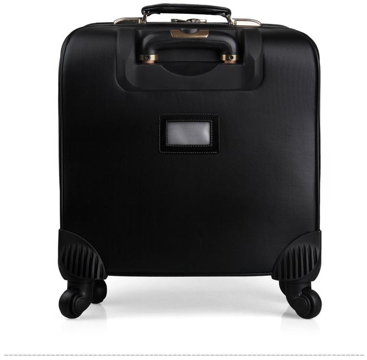 风范商务登机箱拉杆箱万向轮行李箱女男旅行箱航空箱16寸18寸20寸22寸
