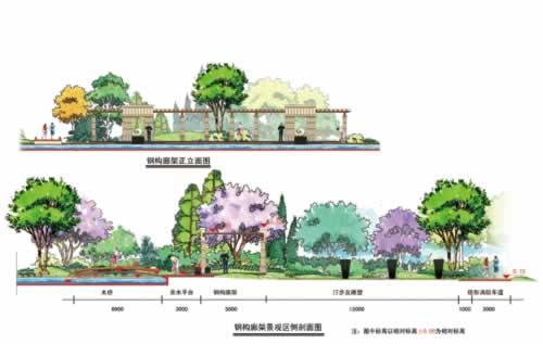 华中科技大学出版社园林景观/环境艺术   小区水景通常为人工水景.