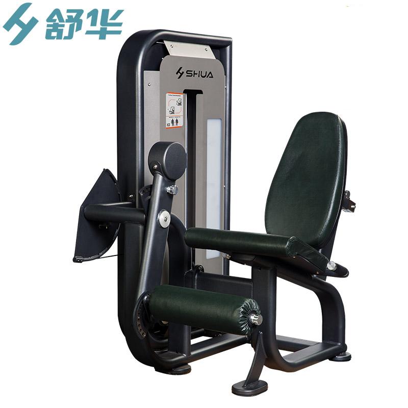 舒华健身俱乐部私教健身房力量健身器材 大腿