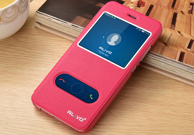华为nova3手机套_【包邮】华为nova2手机壳nova2plus手机套翻盖式皮套pic保护套al00
