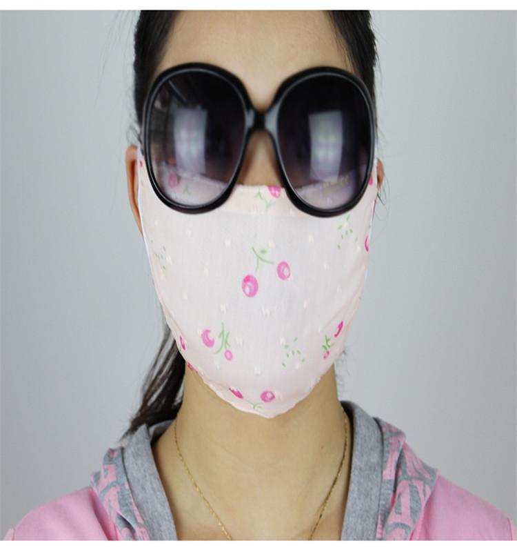 卡通口罩韩国时尚冬季口罩女可爱口罩冬天保暖加厚韩版毛绒成人秋 k