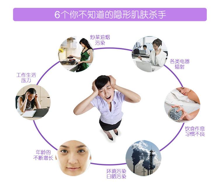 一种简易的测试方法是,先在手肘内  侧的皮肤上涂抹少量面膜,20分钟后