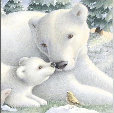 感恩图片唯美动物