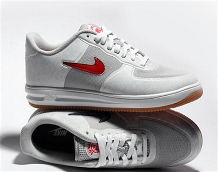 耐克正品air force 空军一号板鞋nike男鞋陈冠希网潮鞋717303-064图片