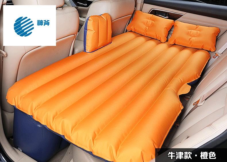 神斧 汽车充气床垫轿车后排大众速腾途观l朗逸宝来迈腾车载旅行床睡垫