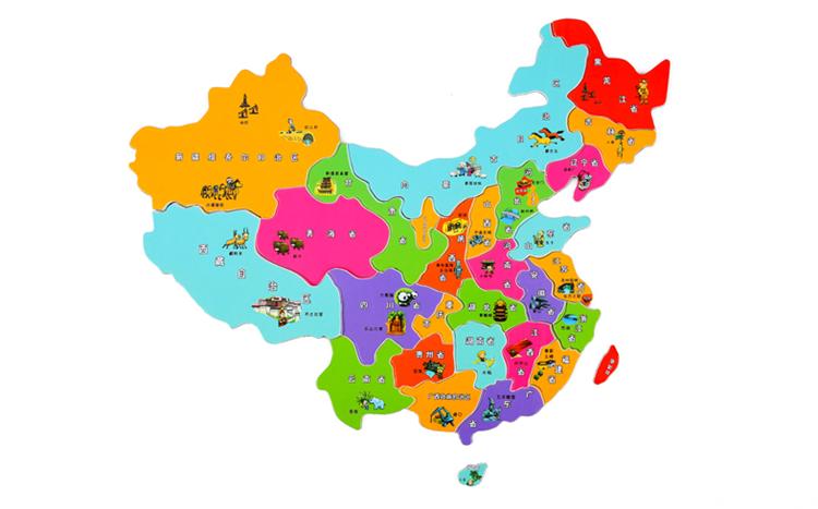 世界地图平面图简笔画