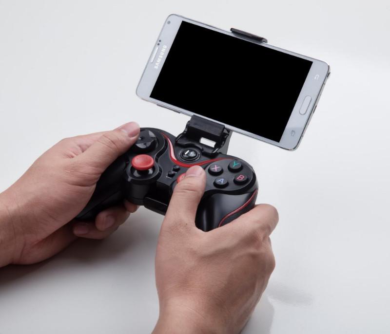 ADEI手机蓝牙游戏无线游戏机安卓苹果56Sio相机美颜微信怎么用手柄小米图片
