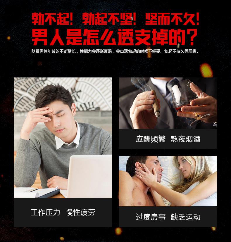 莱特维健香港进口威猛哥 补肾延时增大增粗壮