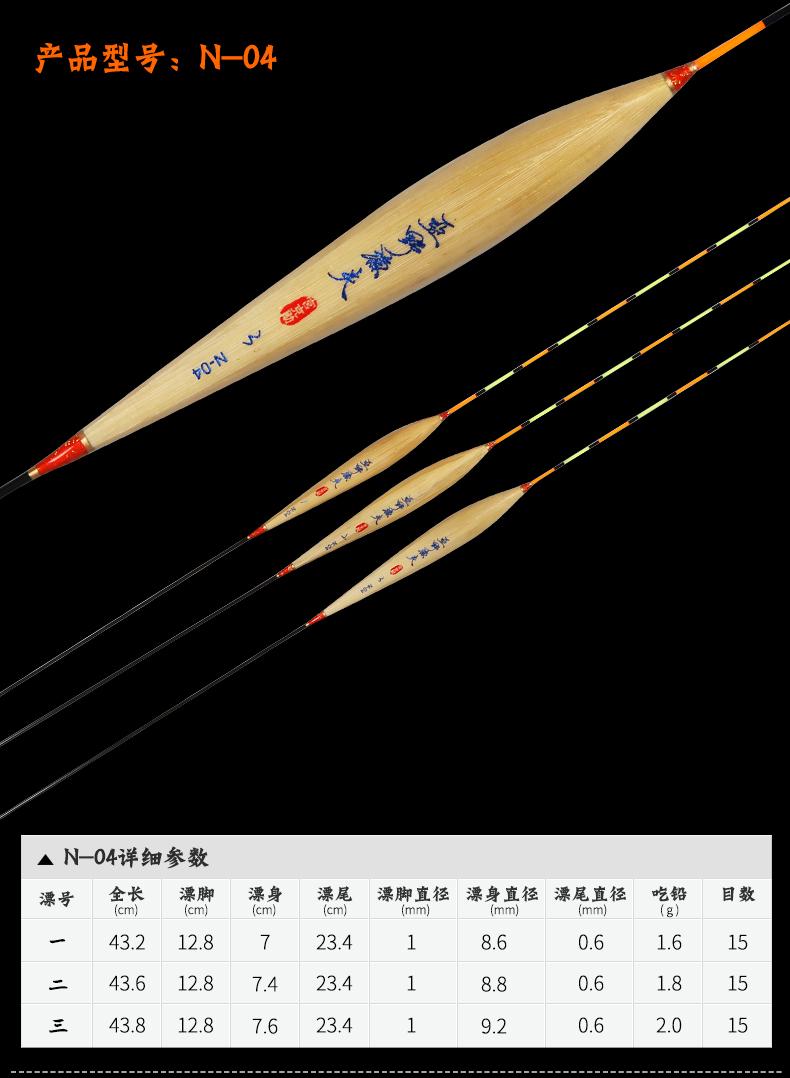 鱼漂的种类及用途图解