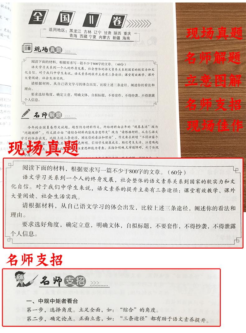 《zui亮眼的高考文书作满分2016-2017语文报商鞅历史变法选修高中图片