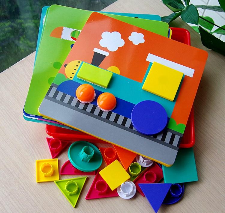 插钉是几何形状,有圆形,三角,正方,长方形,半圆形, 颜色非常美丽鲜艳