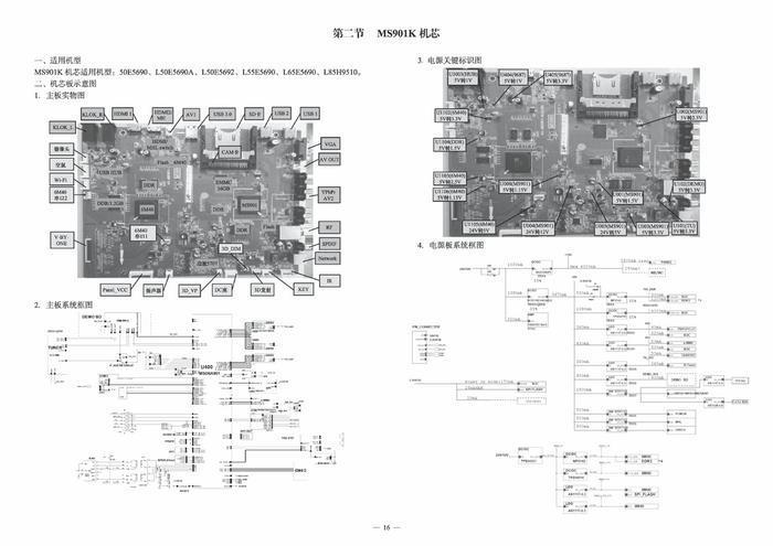 正版包邮 tcl彩色电视机电路图集(第18集) tcl多媒体科技控股有限公司
