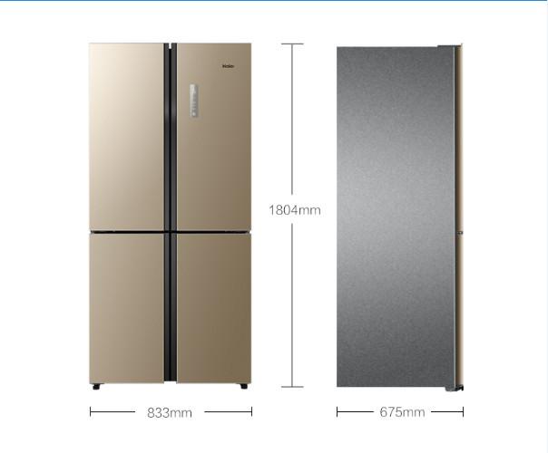 冰箱尺寸一般是多少_冰箱尺寸一般是多少_双开门冰箱一般尺寸