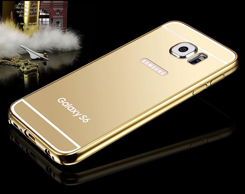 三星s6手机壳s6edge手机套金属边框s6保护套g9200手机壳s6edge手机