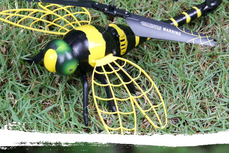 直升机蜻蜓直升机