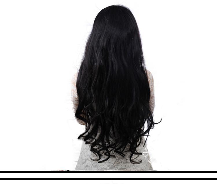 【邦德假发】邦德BOND假发真发时尚发型优齐肩发假发图片2015图片