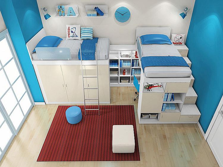 儿童家具组合定制