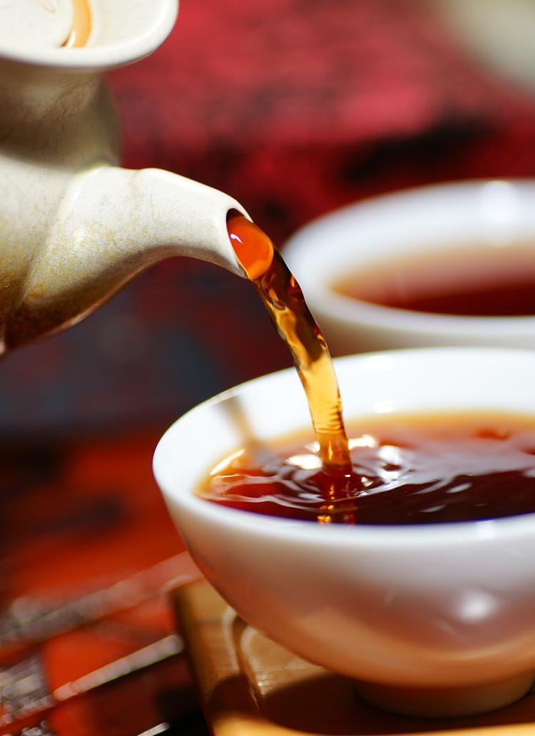 普洱茶熟茶减肥