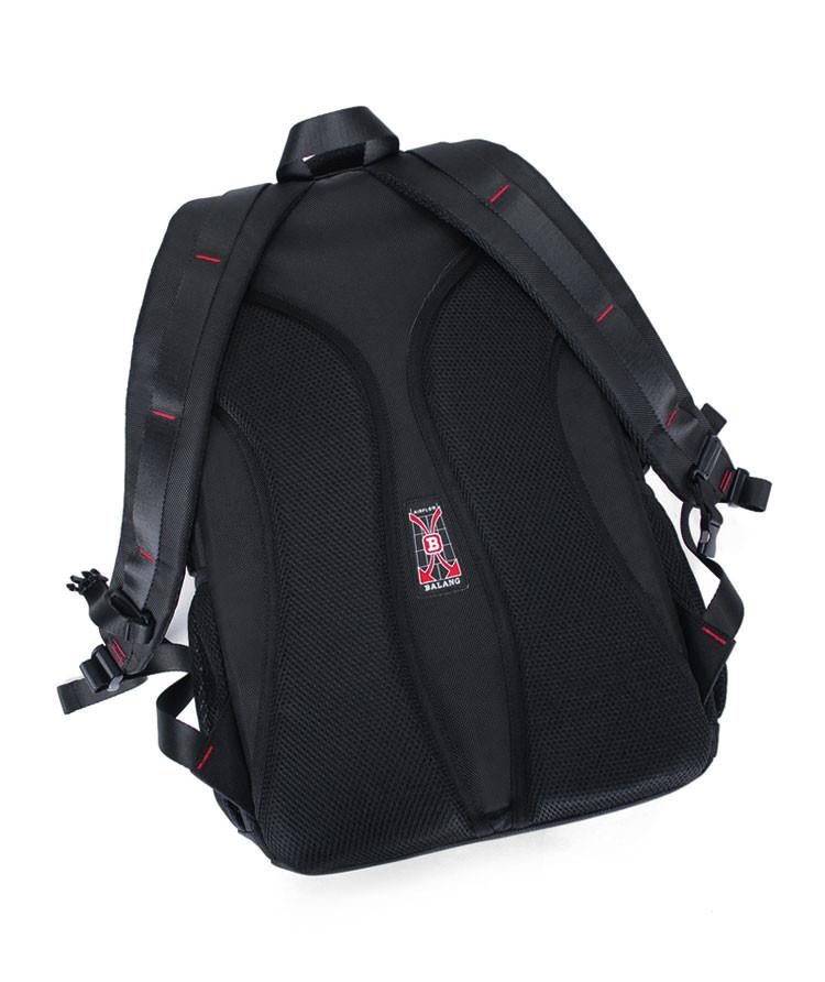 巴朗(balang)牛津布男包运动休闲双肩电脑背包b-8103图片