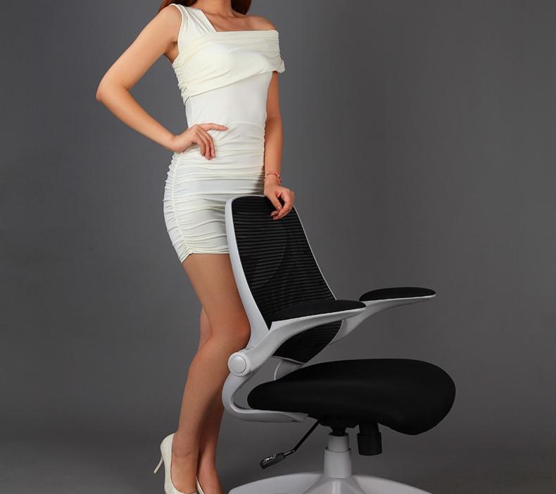 leadshine艾薇儿电脑椅 家用转椅办公椅 人体工