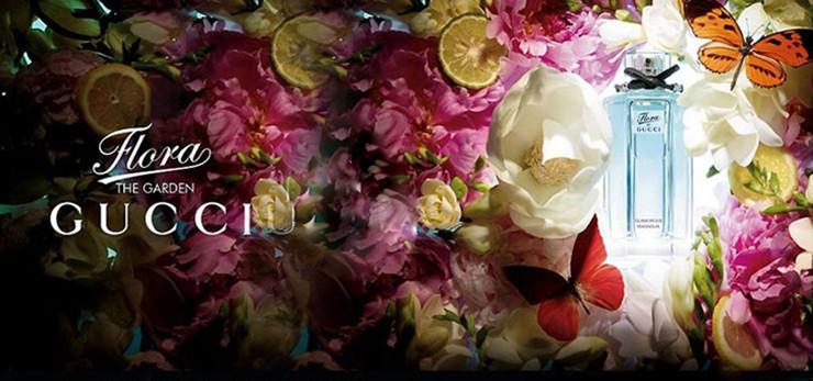 女士围巾2014新款_gucci古奇古琦花之舞木兰花白玉兰女士香水100ml图片