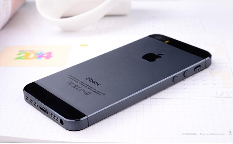 comma魅影超薄金属边框苹果iphone5/5s
