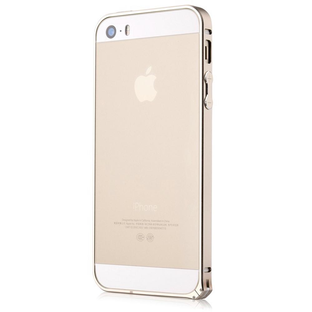 devia超薄金属边框(表扣版)苹果iphone5/5s 黑色