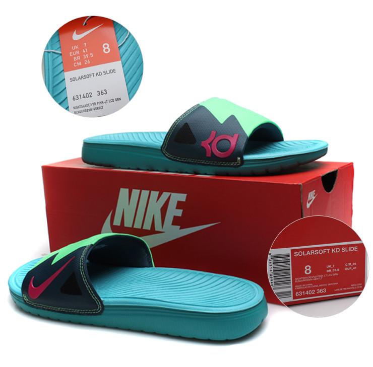 耐克nike2014新款男鞋拖鞋运动鞋kd/杜兰特系列