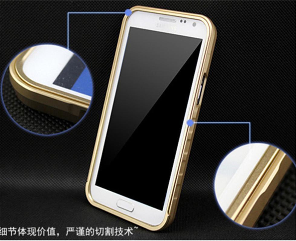 vipin 三星note2手机边框n7100 n7108 n7102金属框 保护套 推拉式保护