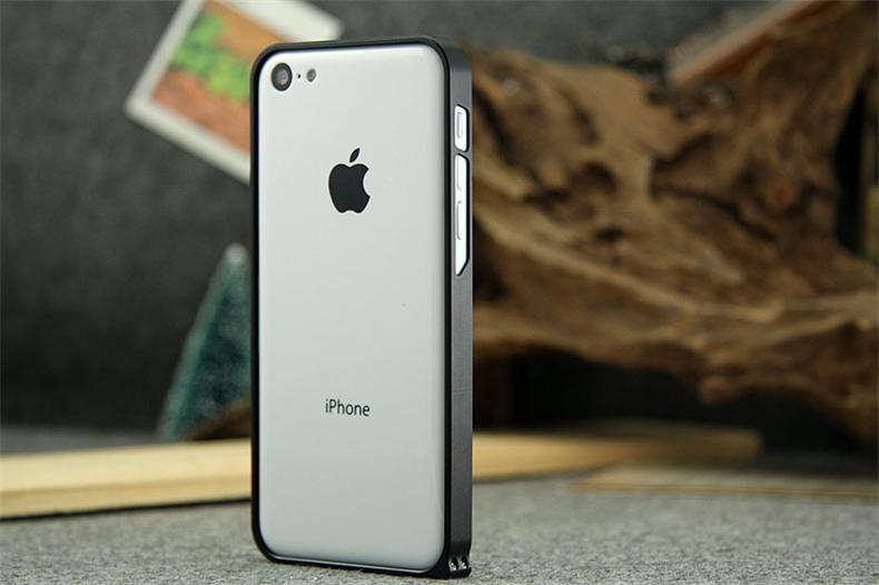 vipin 苹果5c最新款手机壳 iphone5c金属边框 iphone5c手机壳 iphone
