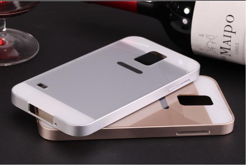 三星s5手机套s5手机壳g9006v金属边框加后盖g9008v套