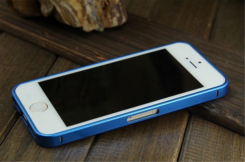 iphone5/5s手机壳 5代边框