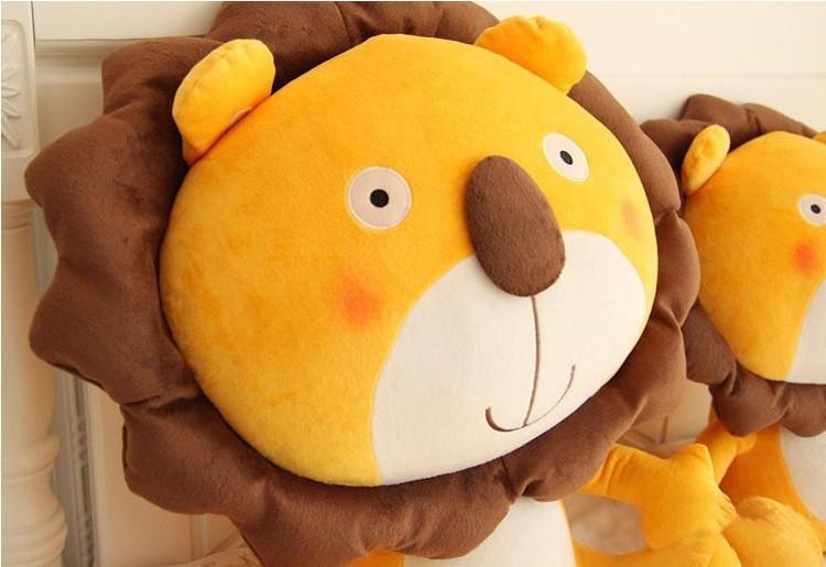可爱卡通雷欧狮子王毛绒玩具公仔狮子座