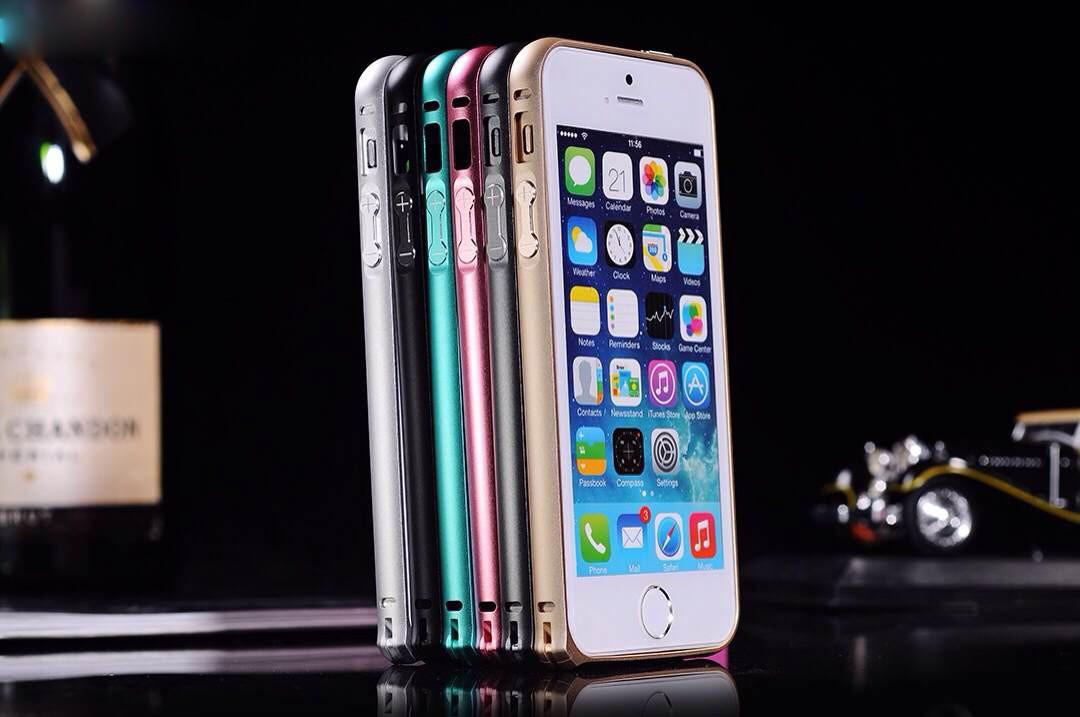 圆弧海马扣金属边框 苹果4s手机壳 苹果4手机套 iphone4s保护套 苹果