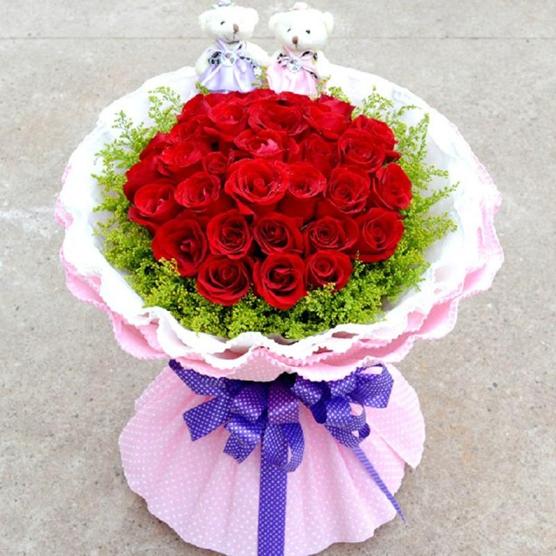 11朵红玫瑰花语_11朵红玫瑰花漫画什么-19朵红玫瑰花语是什么-11朵红玫瑰花语-11朵 ...