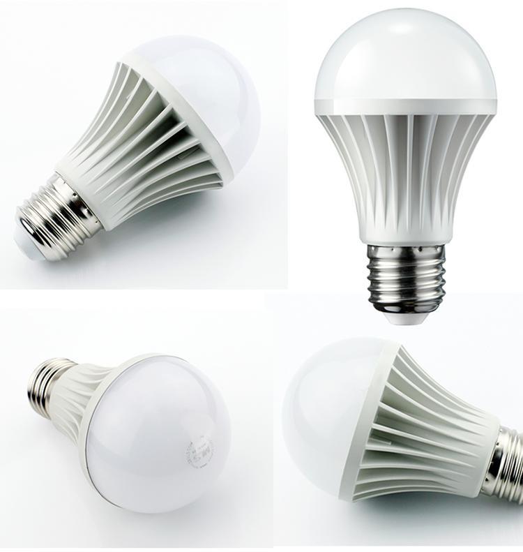 木林森超亮led灯泡 螺口光源室内灯具照明节能灯led球泡5w 白光图片