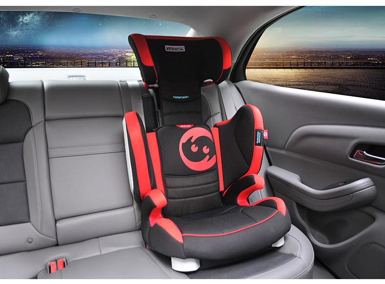 (体重15kg-36kg) 固定方式:汽车安全带安装固定 约束方式:三点式 净