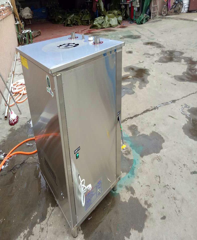 纳丽雅 燃气节能蒸汽机馒头房专用蒸发器燃气蒸汽炉 液化气50图片