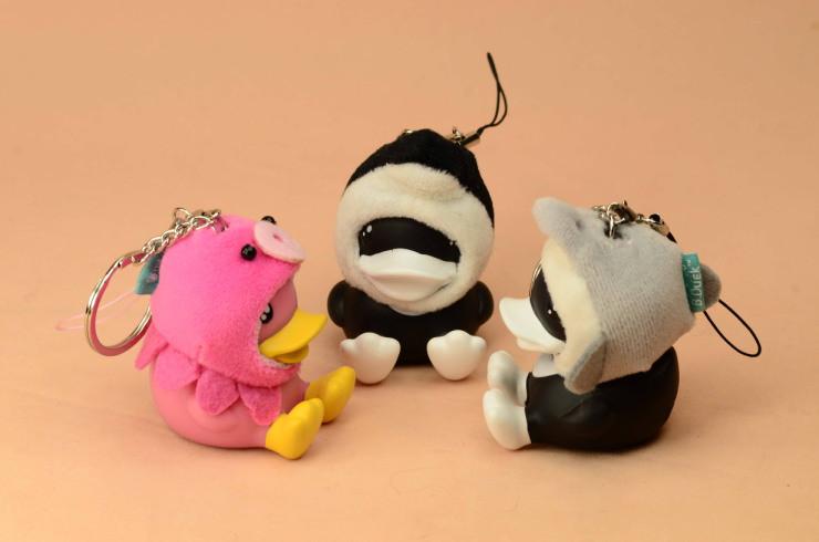 可爱海洋鸭子玩偶单款价 创意生日礼物礼品 创意玩具圣诞礼物礼品 送