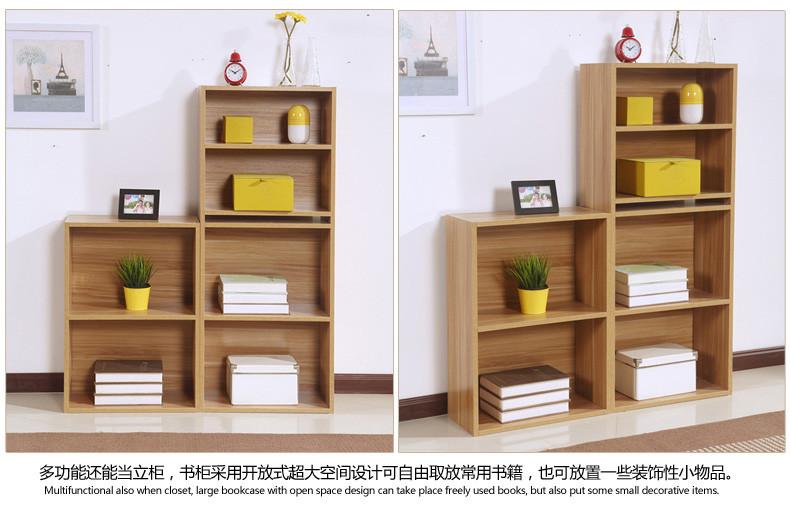 昕泰阳家具 简易书桌 创意组合转角书橱电脑桌 书柜 现代简约小户型