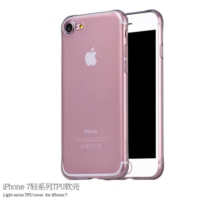 金彪对方iPhone7手机壳iPhone7/plusTPU透明华为苹果荣耀不到手机听说话图片