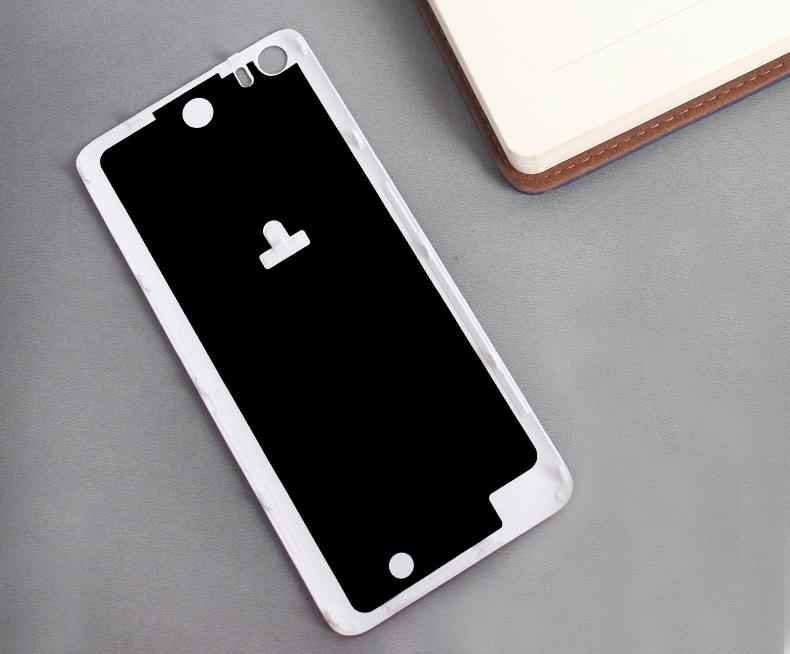 萌客手机5手机小米后盖米5外壳个性触摸做米手机订制移位图片