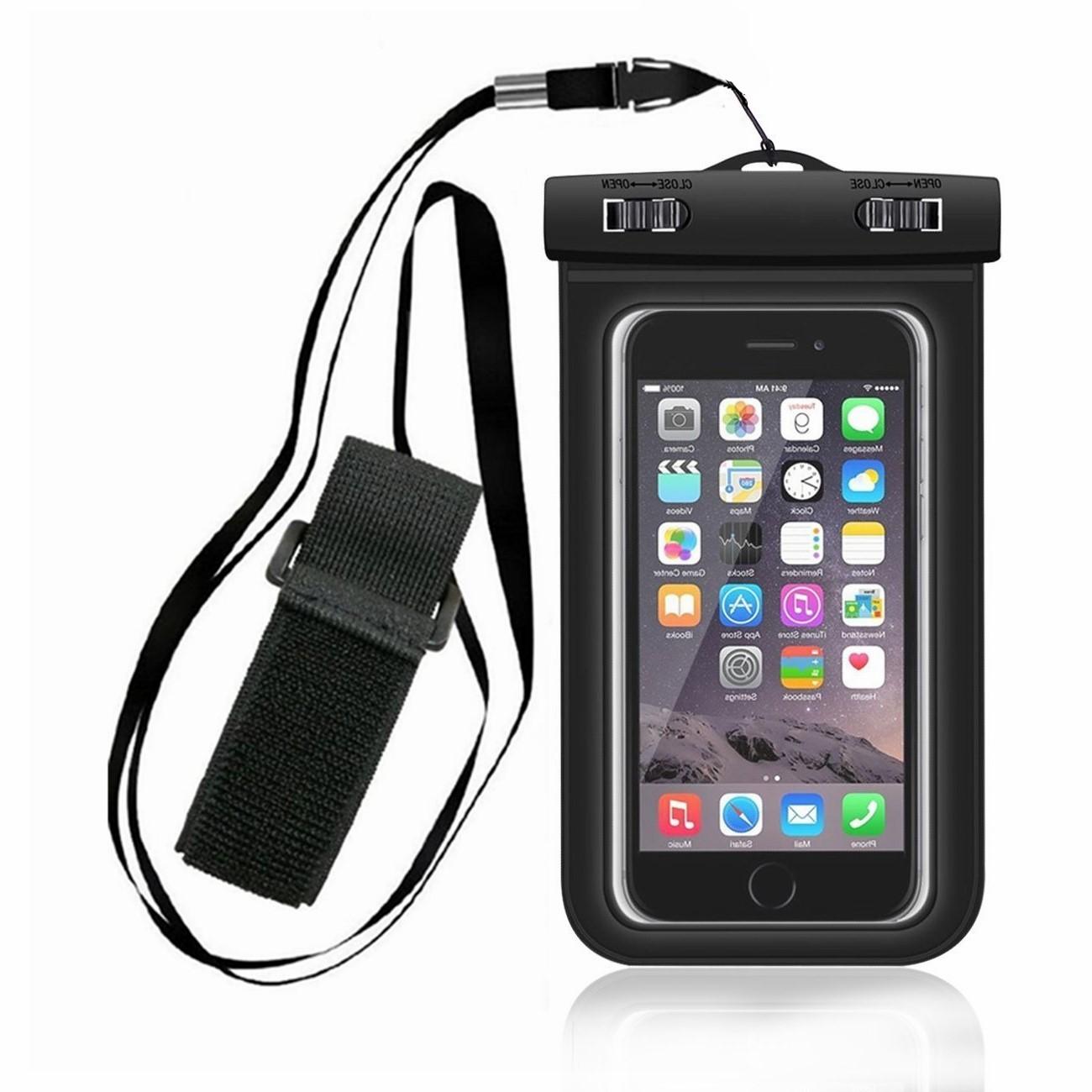 手机防图片水袋臂带挂绳防水袋4.5寸-5.7寸通鹿晗GIF表白手机生成器安卓版图片