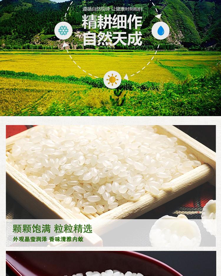 崇明岛 银香十八新大米10kg(20斤)生态香米 2016新米