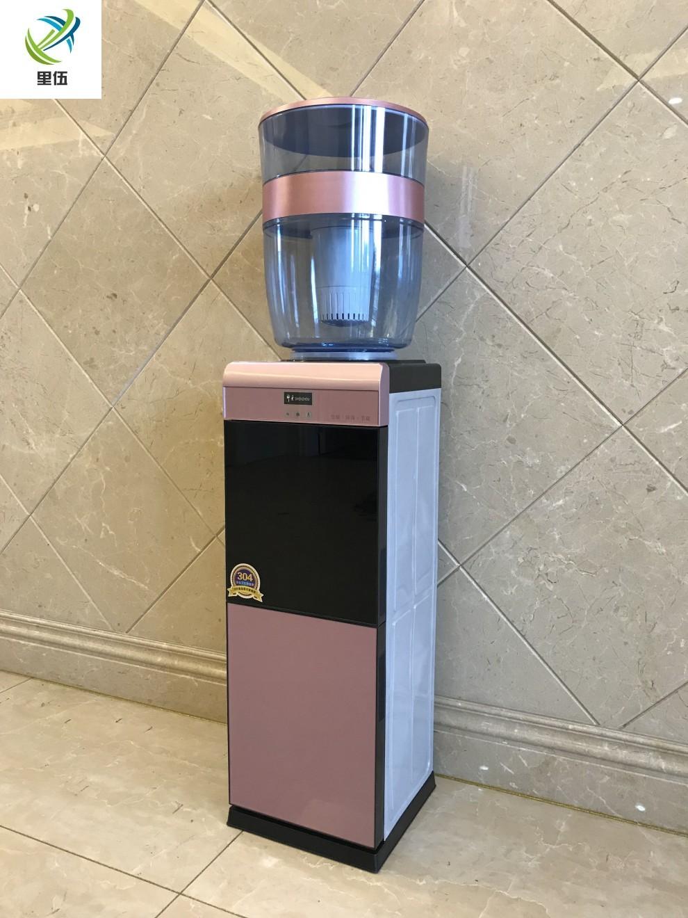 里伍家用净水桶 过滤桶 自来水井水过滤净水器 可直饮 可配任意饮水机